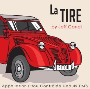 LA TIRE BY JEFF CARREL 16